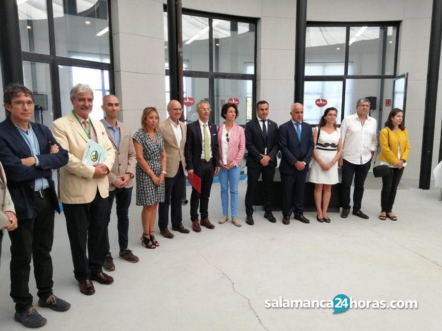 La Diputación y la Universidad de Salamanca vuelven a unir sus fuerzas para que la investigación sea futuro y presente en el sector productivo