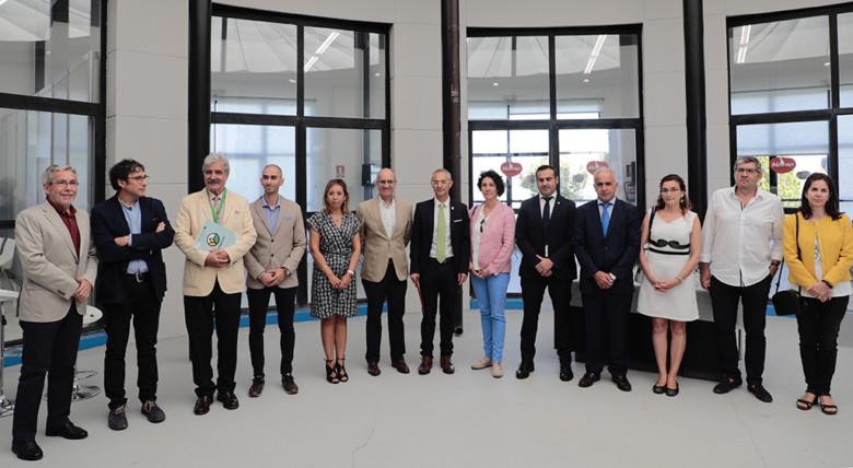 La Usal colabora con el progreso de Salamanca a través de los grupos de investigación