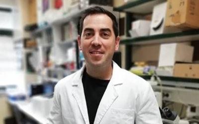 José David Flores recibe el premio Fertiberia a la mejor tesis doctoral