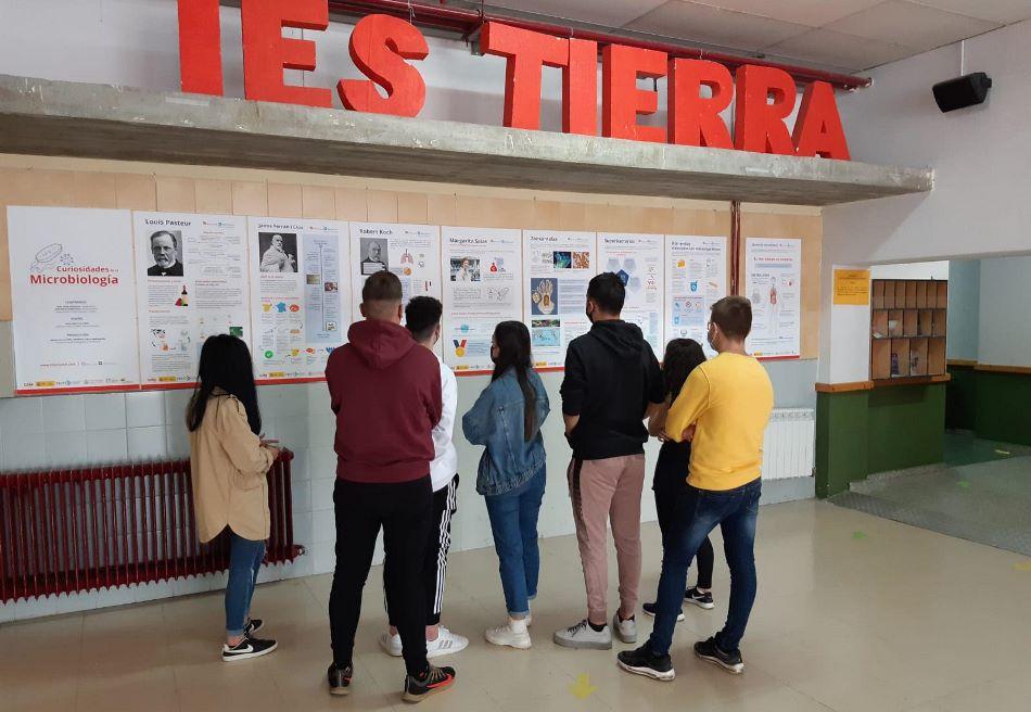 El Festival Primavera Científica de la USAL llega al Colegio Miróbriga y al IES Tierra